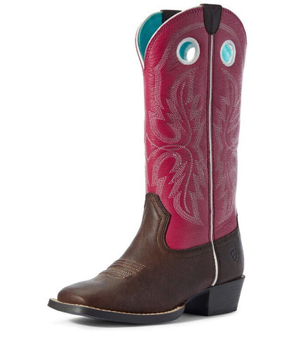 Ariat Kid's Whippersnapper Western Boot
