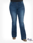 "JUST TUFF WOMEN'S ""TROUSER"" JEANS"