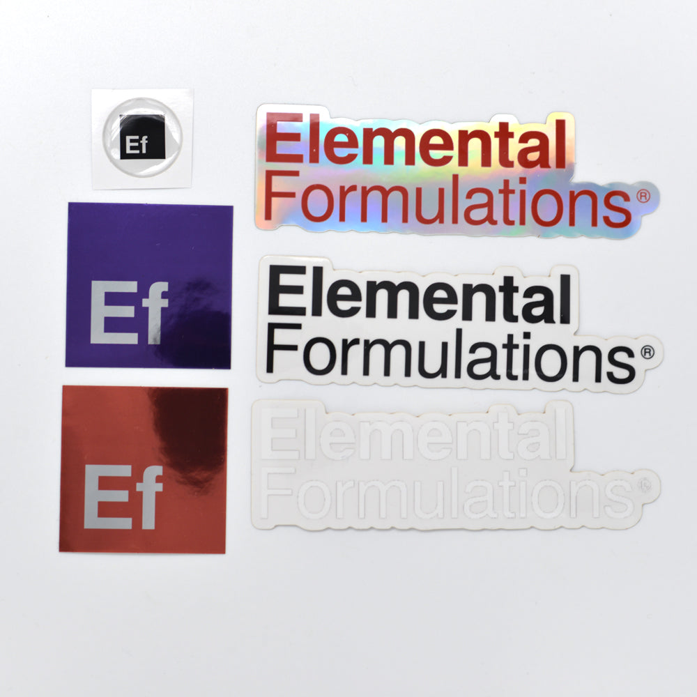 Elemental Sticker Pack