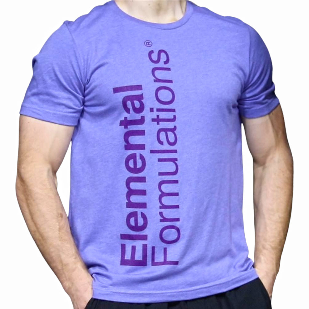 Elemental Vertical Logo Tee