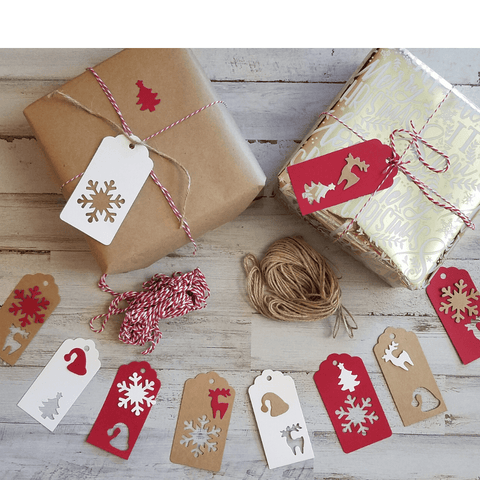 Christmas Tags and Boxes