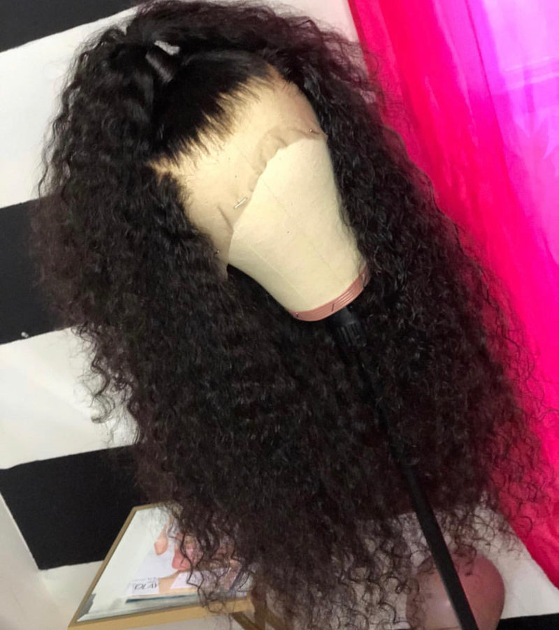 Deep Wave Custom Wig