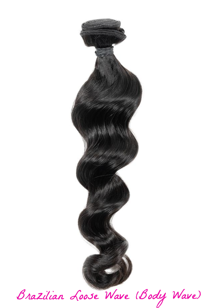 Brazilian Loose Wave (Deep Wave)