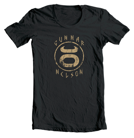 Gunnar Nelson Walkout t-shirt. UFC Fight Night 46 Dublin - LIMITED EDITION