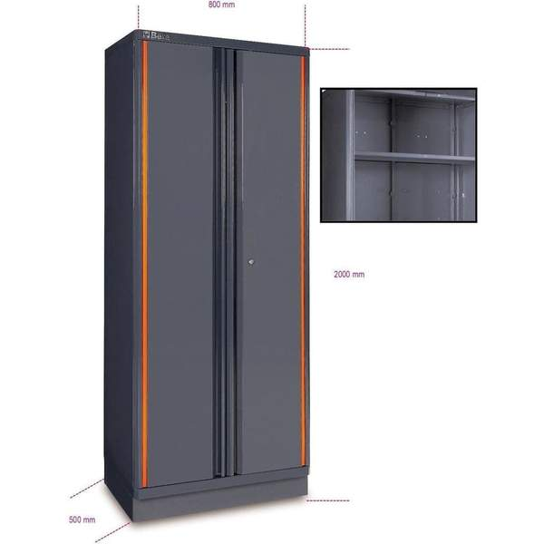 Two Door Tool Cabinet - ERB Holdings