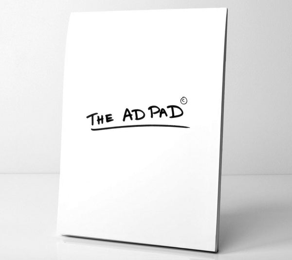 The Ad Pad A3 Plain