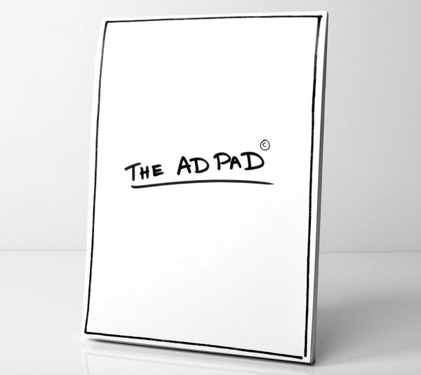 The Ad Pad A3 Border