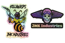 Load image into Gallery viewer, JMK Industries Sticker Pack JMK-Industries.com