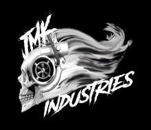 Load image into Gallery viewer, Spooling Skull T Shirt JMK-Industries.com
