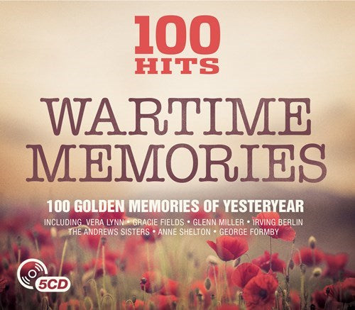 Wartime Memories 100 Hits 5-CD Set