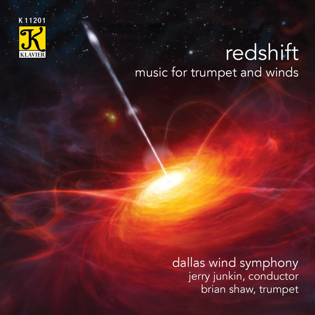 Redshift - Music for Trumpets and Winds