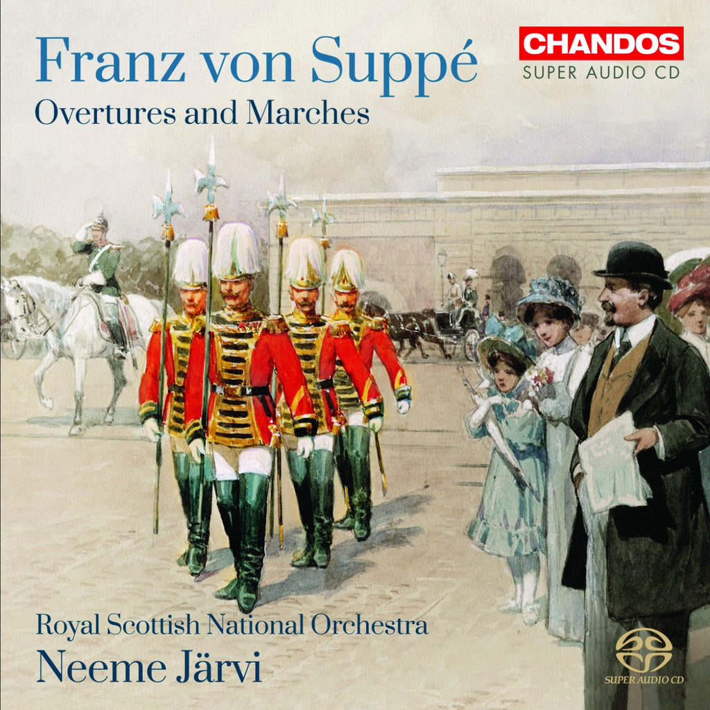 Franz von Suppé: Overtures and Marches