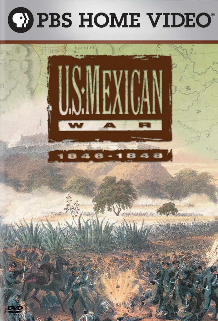 U.S Mexican War 1846-1848 2-DVD Set