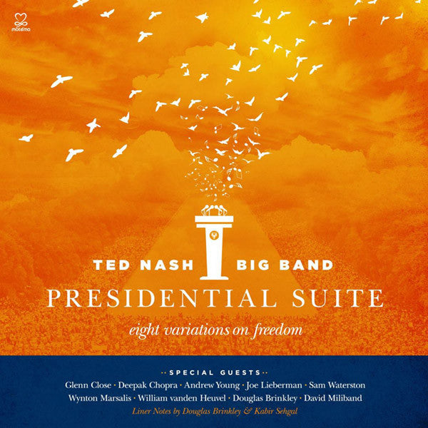 Presidential Suite: Eight Variations on Freedom 2-CD Set