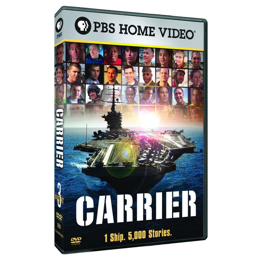 Carrier: One Ship. 5,000 Stories.