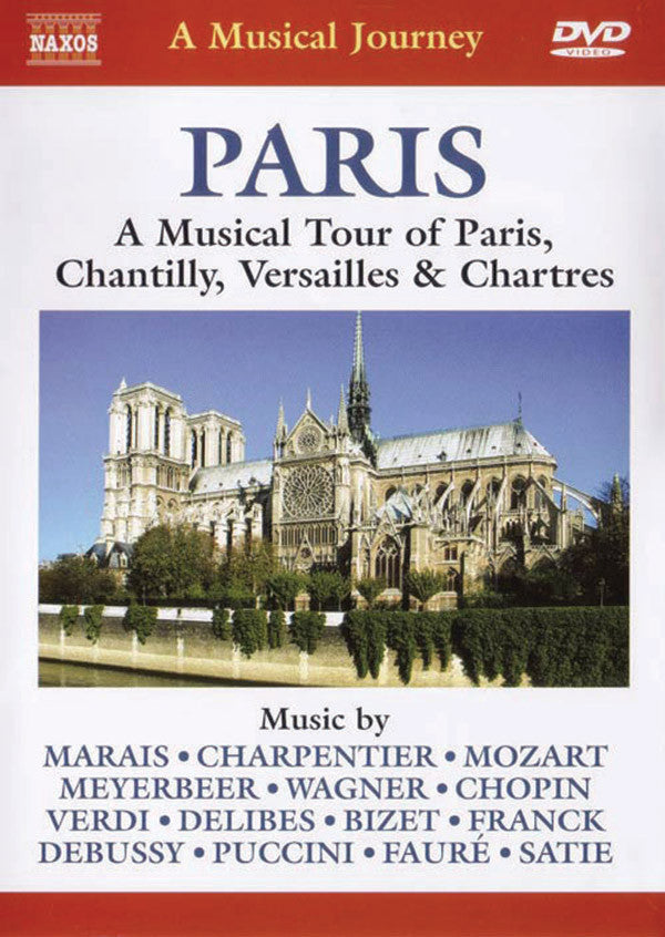 Paris: Chantilly, Versailles, and Chartres