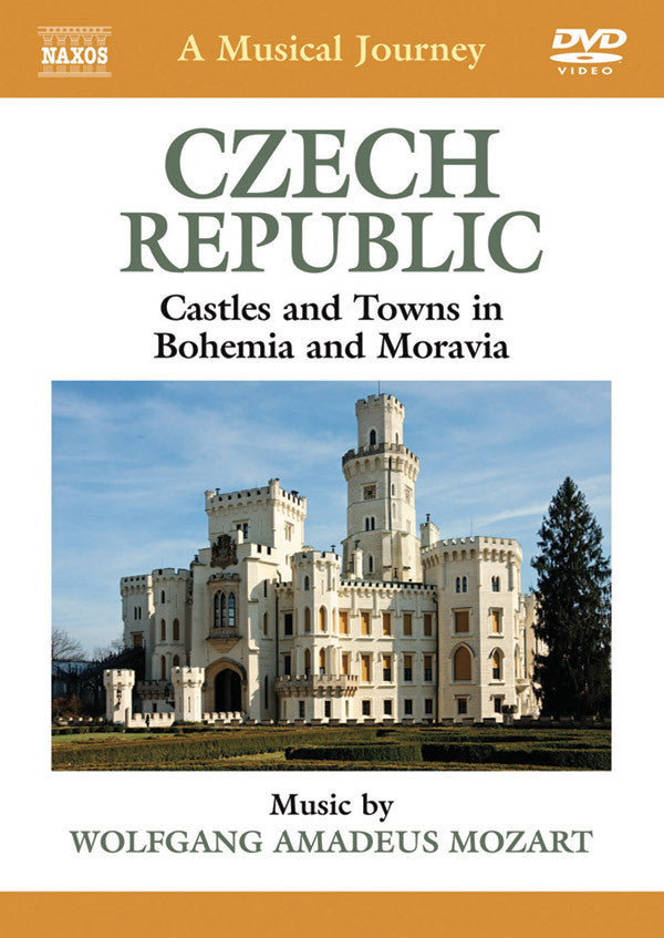 Czech Republic: Castles and Towns of Bohemia and Moravia