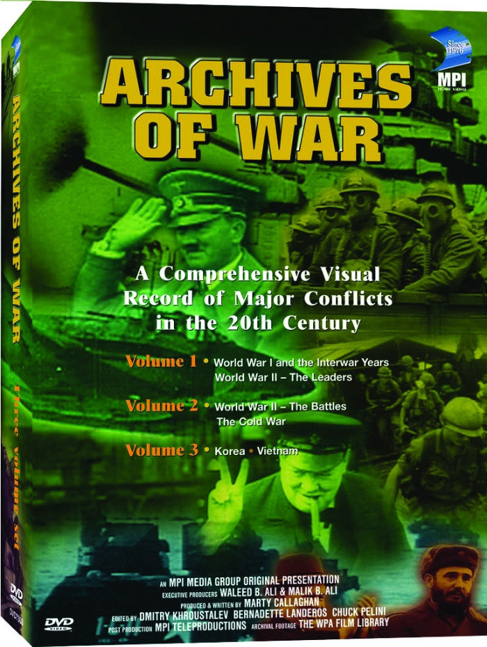 Archives of War