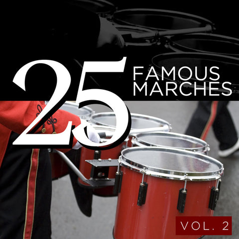 25 Famous Marches, Vol. 2