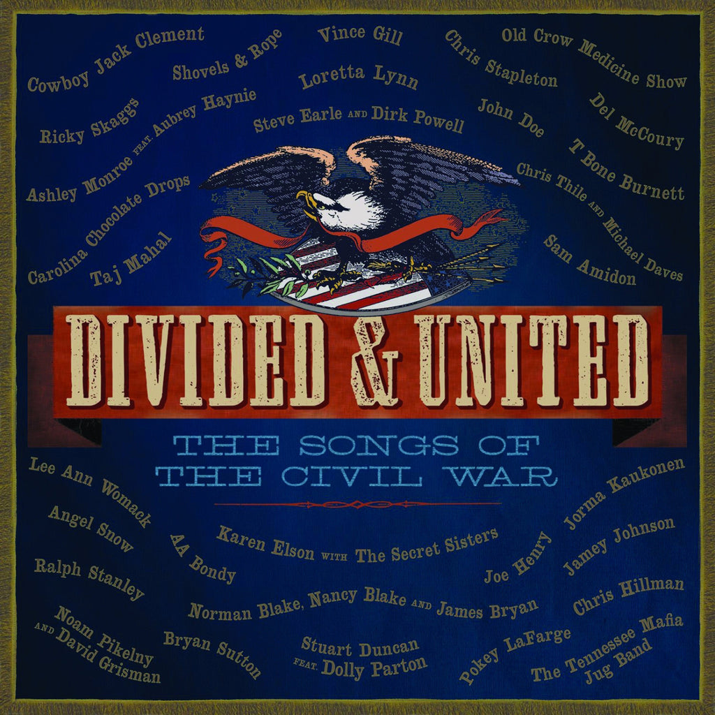 Divided and United: Songs of the Civil War