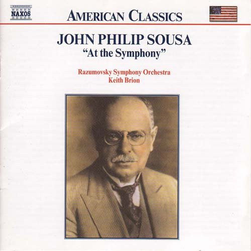 John Philip Sousa: At the Symphony