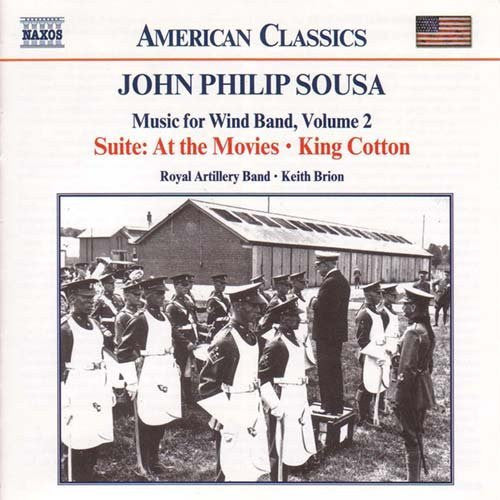 John Philip Sousa: Music for Wind Band, Volume 2
