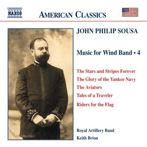John Philip Sousa: Music for Wind Band, Volume 4