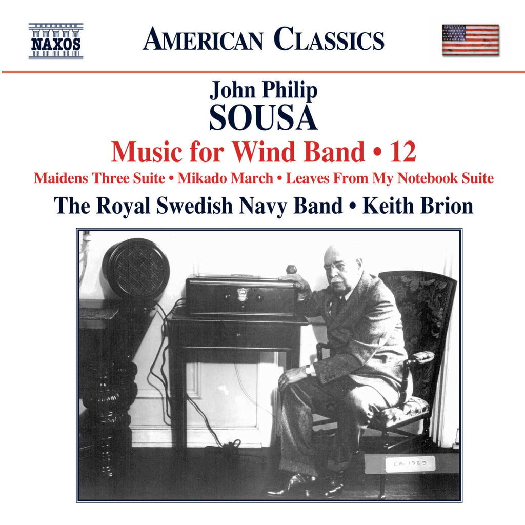 John Philip Sousa: Music for Wind Band, Volume 12