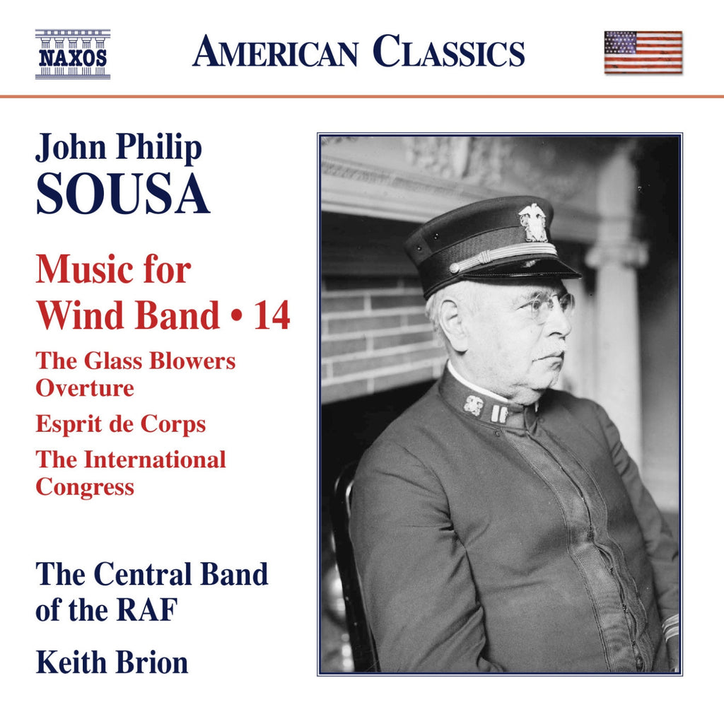John Philip Sousa: Music for Wind Band, Volume 14