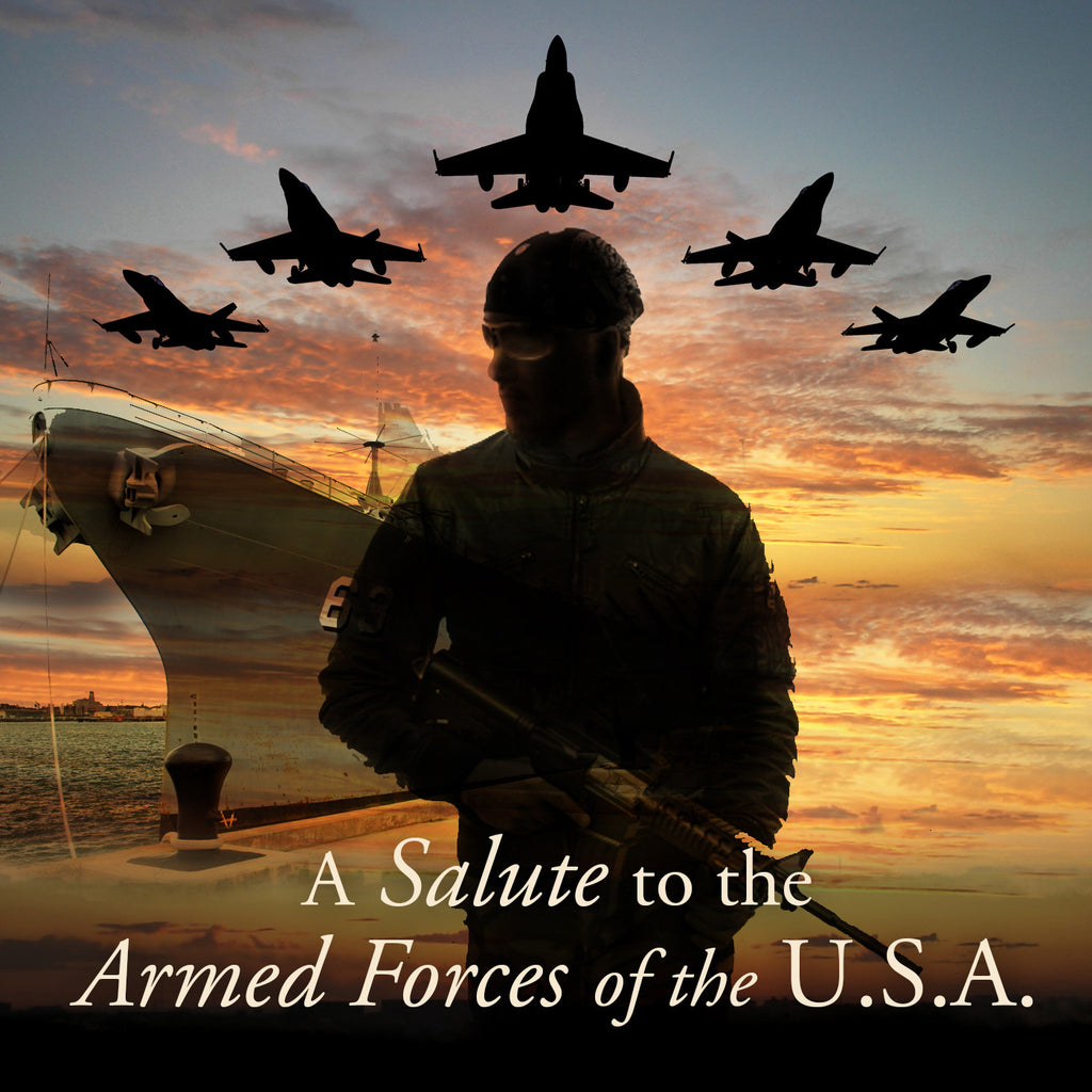 A Salute to the Armed Forces of the U.S.A.