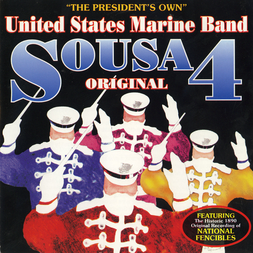 Sousa Original: Volume 4