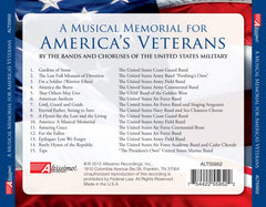 A Musical Memorial for American's Veterans