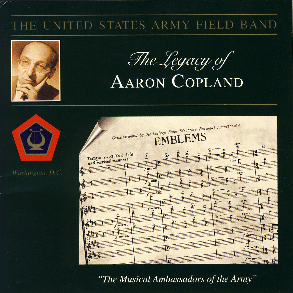 The Legacy of Aaron Copland - Emblems