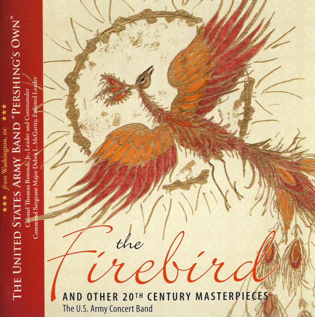 Firebird and Other 20th Century Masterpieces