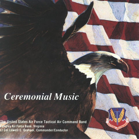 Ceremonial Music - USAF TAC Band