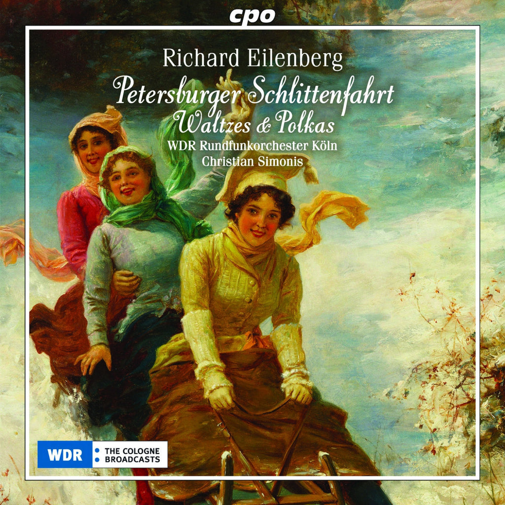 Eilenberg: Waltzes, Polkas, and Marches