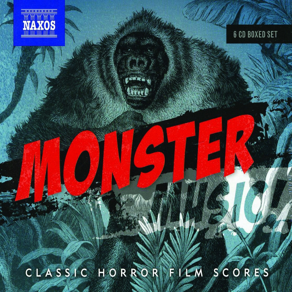 Monster Music: Classic Horror Film Scores