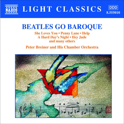 Beatles Go Baroque