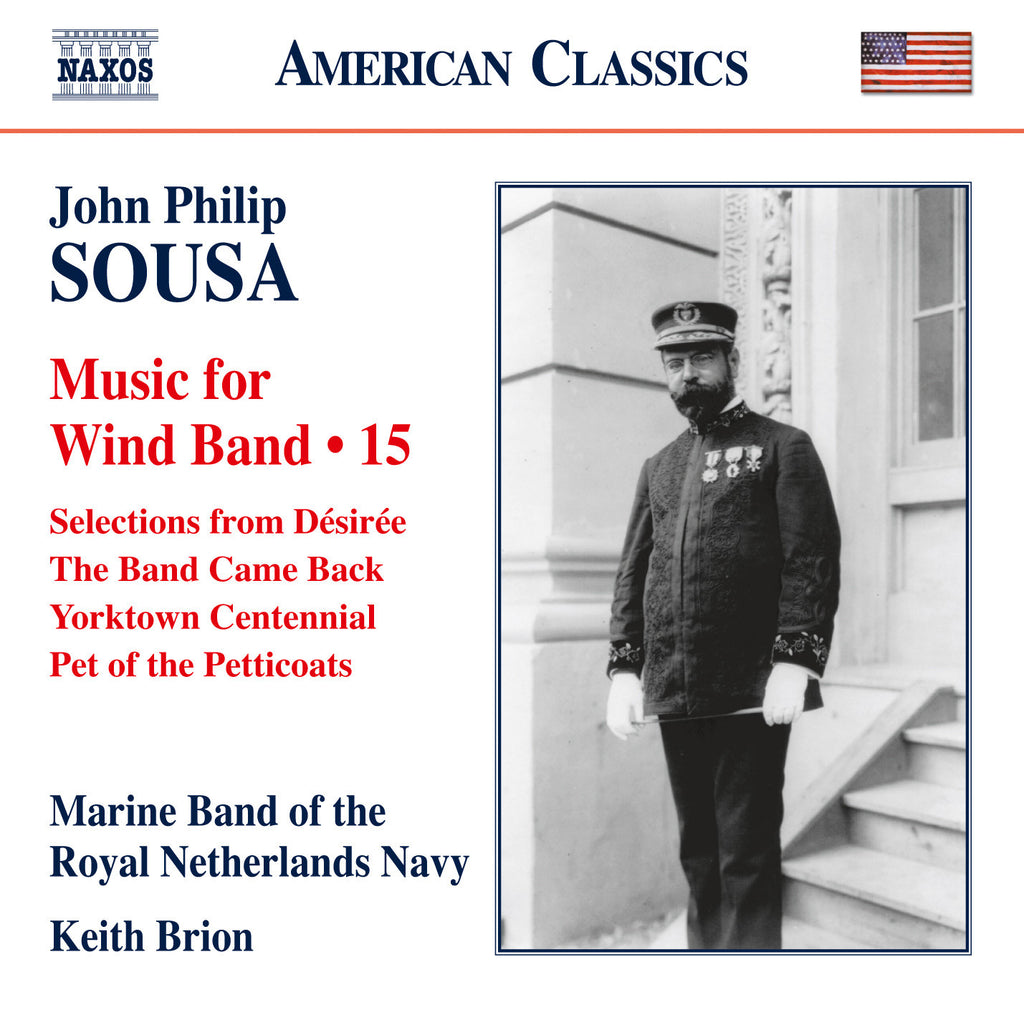John Philip Sousa: Music for Wind Band, Vol. 15
