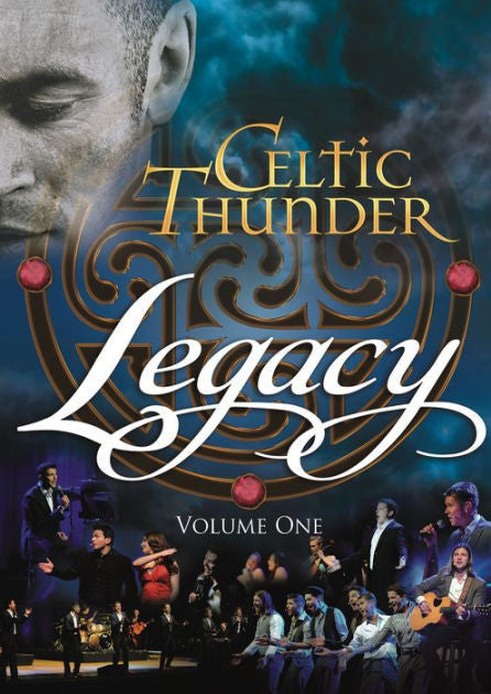 Celtic Thunder: Legacy, Volume 1 DVD
