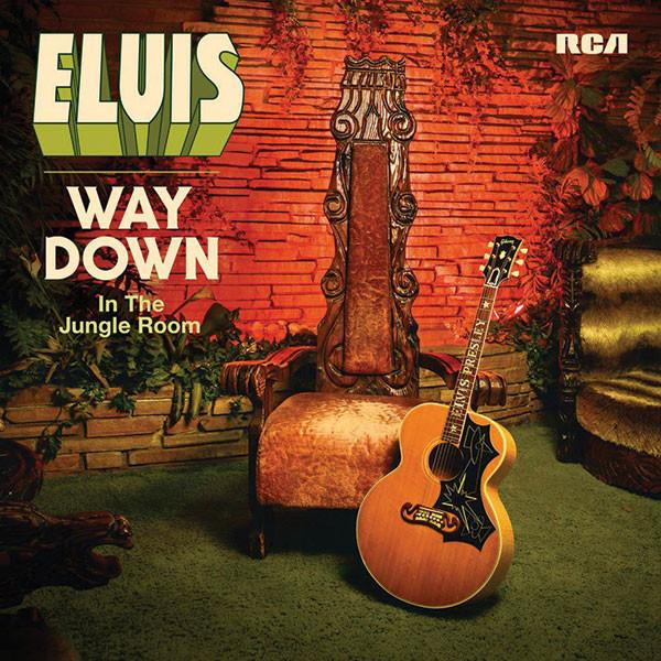 Elvis Presley - Way Down in the Jungle Room 2CD