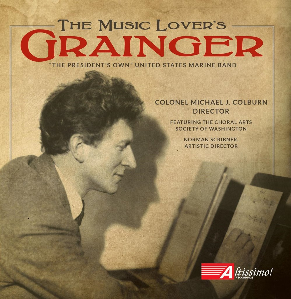 The Music Lover's Grainger