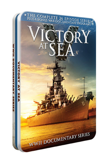 Victory at Sea: The Complete 26 Episodes