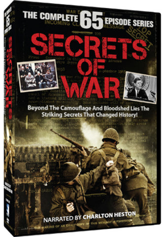 The Secrets of War 13-DVD Set