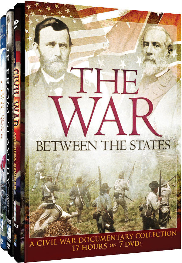 The War Between the States 7-DVD Set