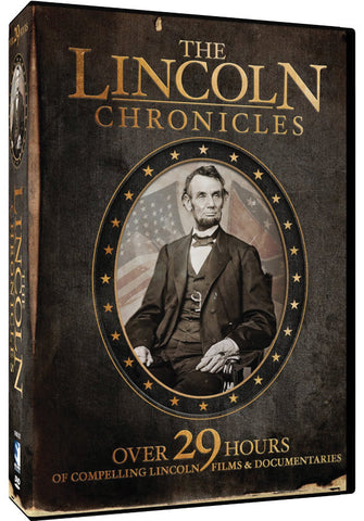 The Lincoln Chronicles 10-DVD Set