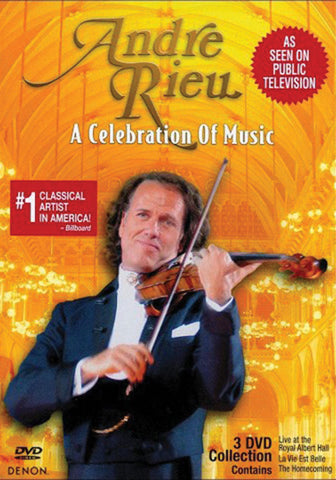 Andre Rieu: Celebration of Music