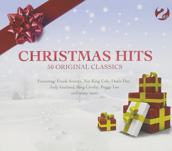 Christmas Hits: 50 Original Classics 2-CD Set