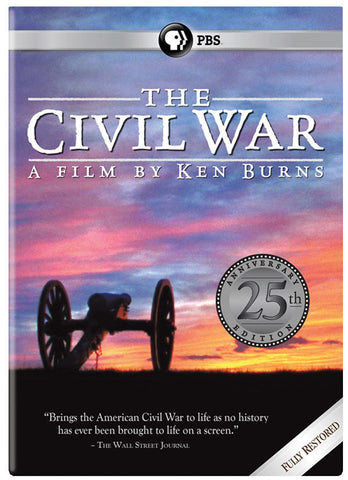 Ken Burns' The Civil War (7-DVD Collection)