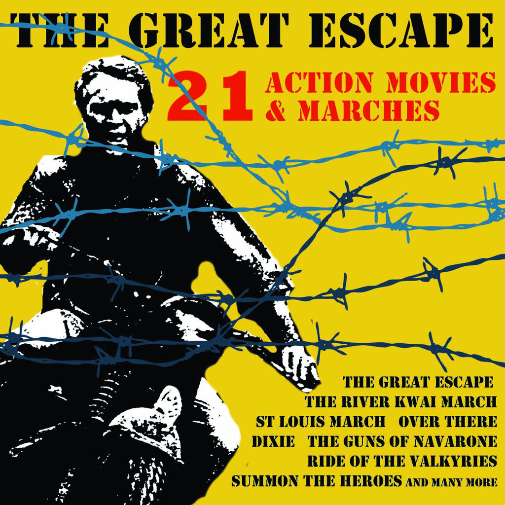 The Great Escape: 21 Action Movies and Marches